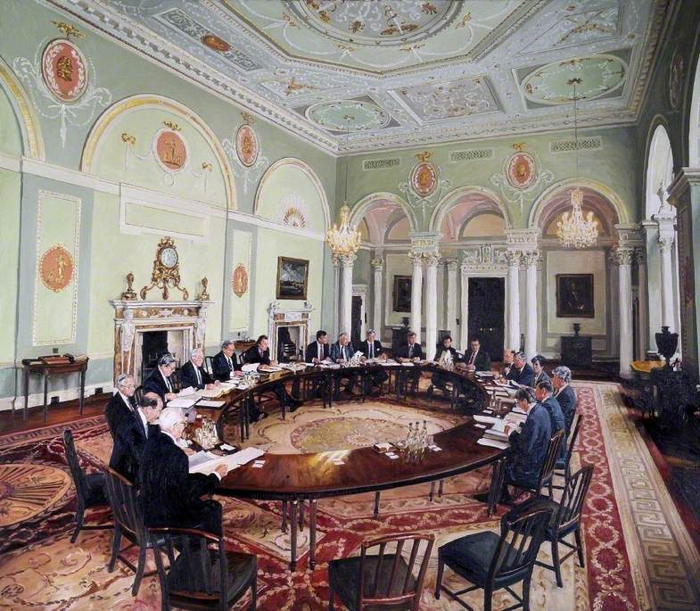 The Court of Directors of the Bank of England