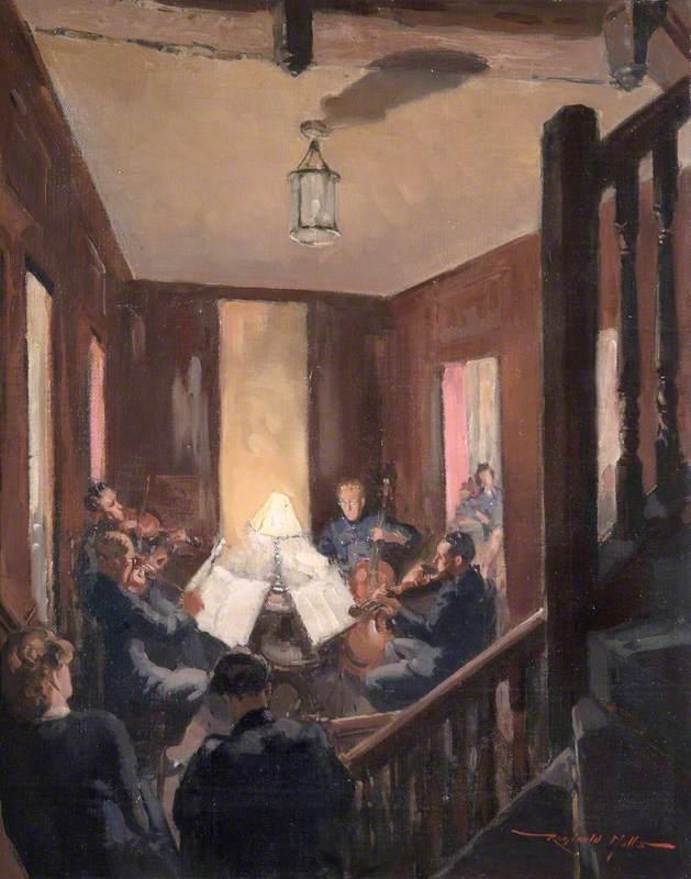 Dr Johnson's String Quartet