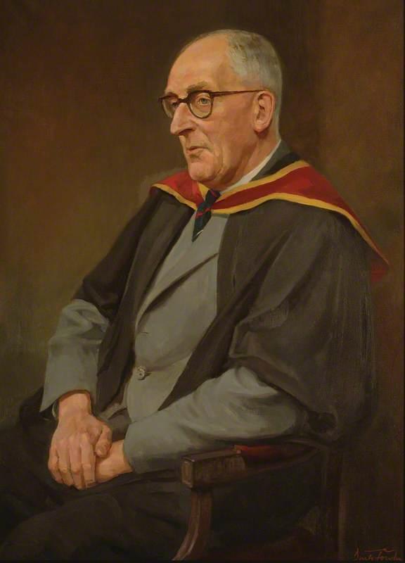 Doctor Arthur Willoughby Barton (1899–1976), Headmaster of the City of London School (1950–1965)