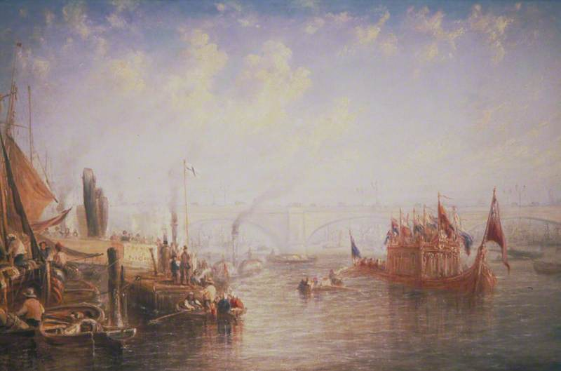 The Thames near London Bridge