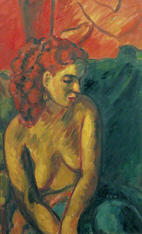 Lucy Grey, Nude