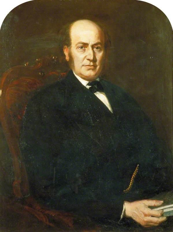 Joseph Lardner, Poor Rate Collector in the Parish of St Bartholomew the Great