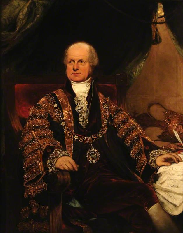 Samuel Birch (1757–1841), Lord Mayor of London (1814)