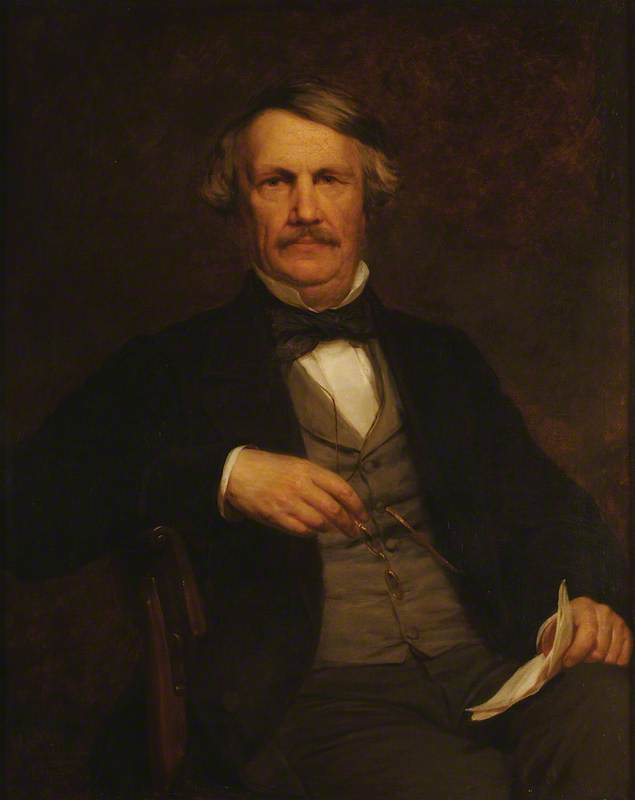 John Laird Mair (1811–1879), Lord Lawrence, Viceroy of India