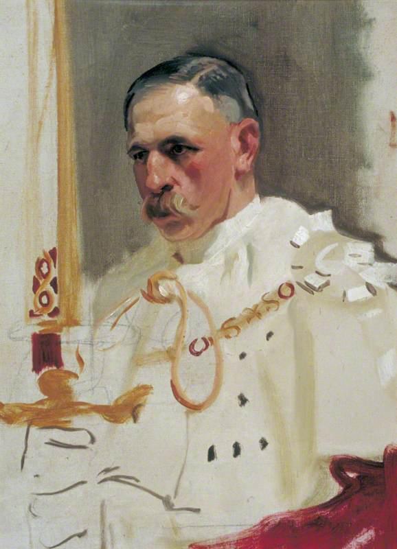 Sir Horace Brooks Marshall (1865–1936), Lord Mayor of London (1918)