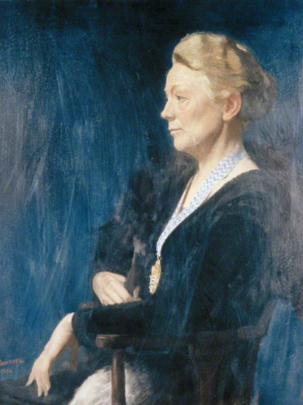 Evelyn M. Lowe (1870–1956)
