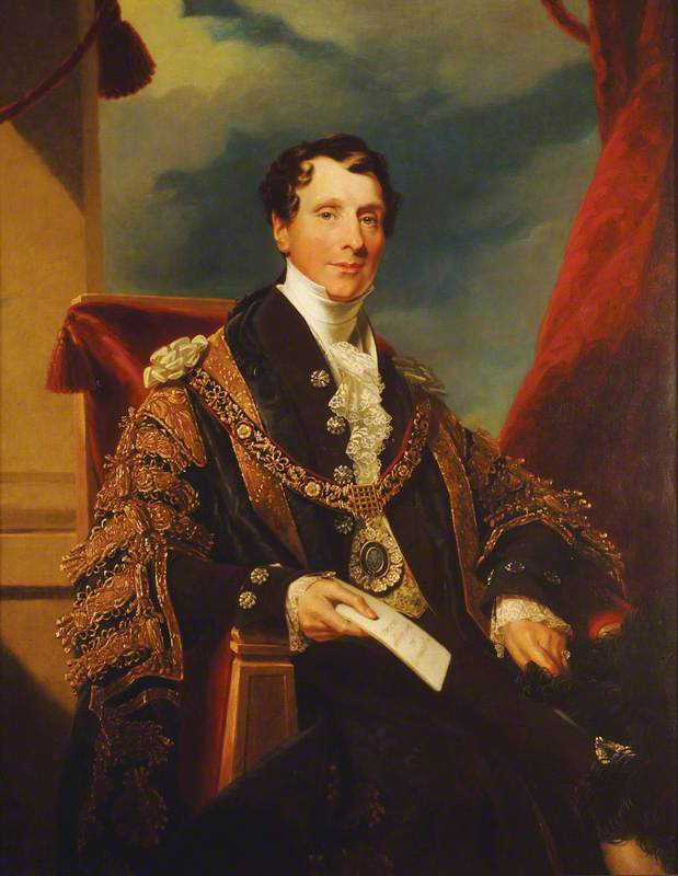 Sir Thomas Kelly, Lord Mayor of London (1836)