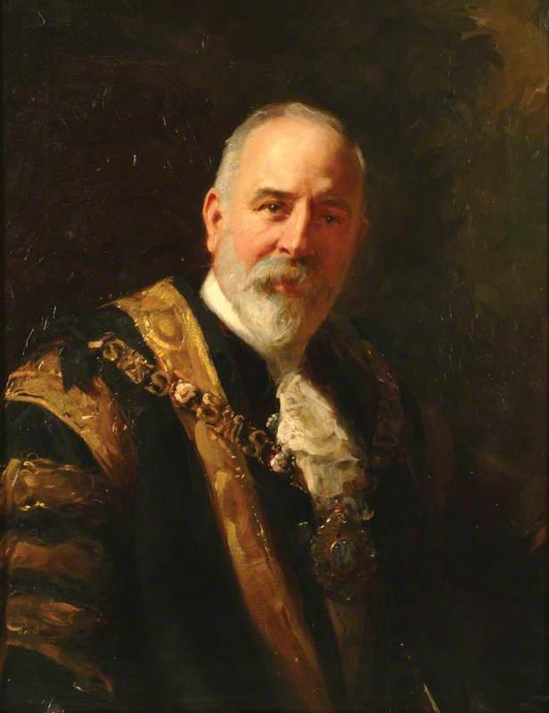 Sir William Treloar (1843–1923), Lord Mayor of London (1906)