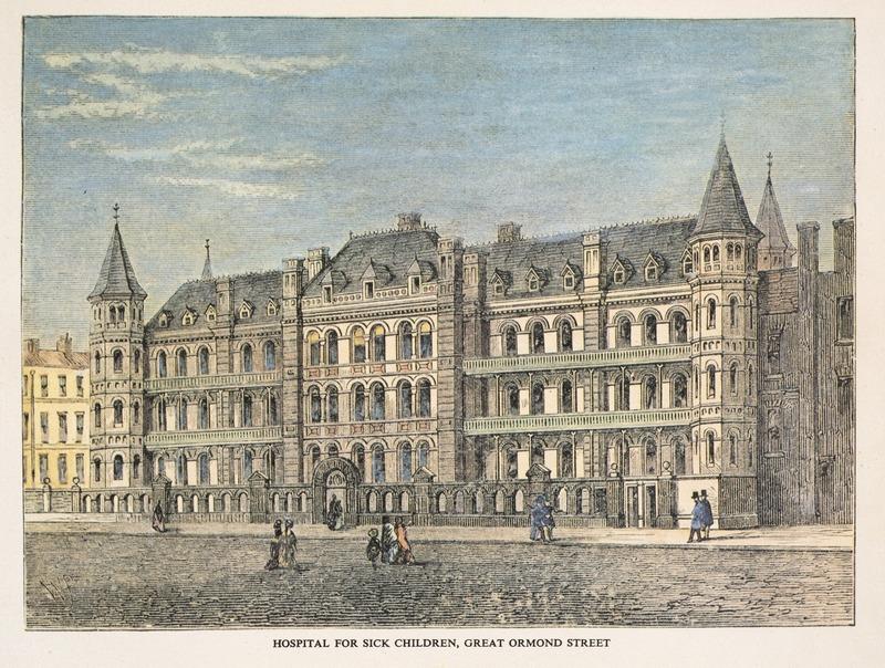 Great Ormond Street Hospital for Sick Children