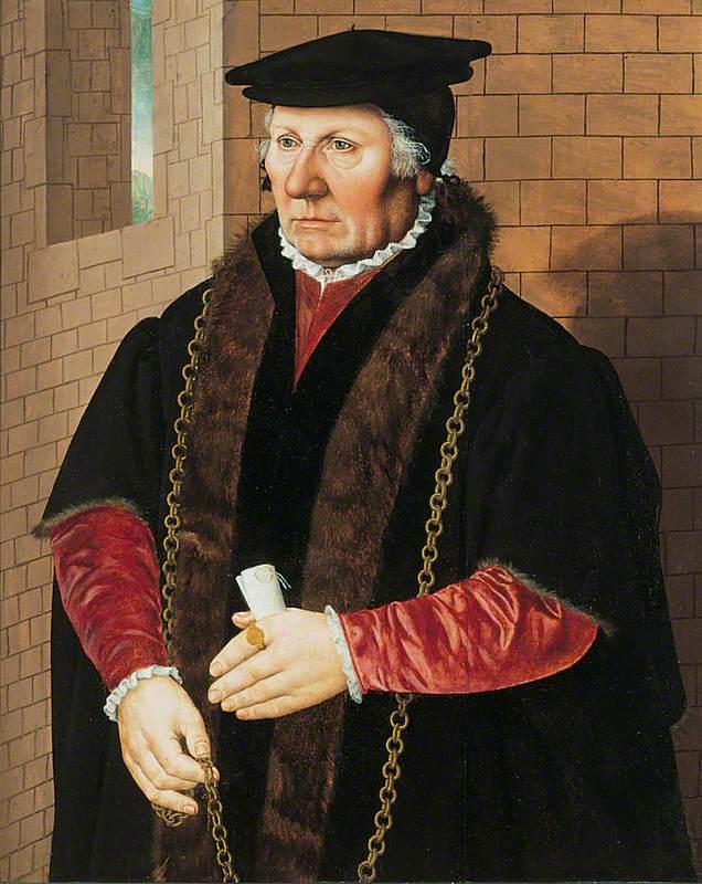 Sir William Hewett (d.1564)