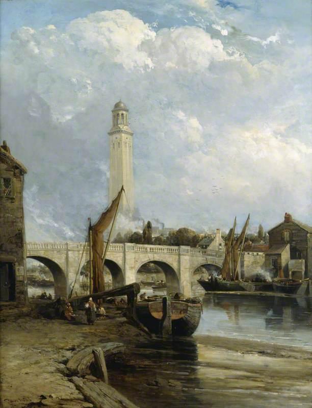 Old Kew Bridge, London