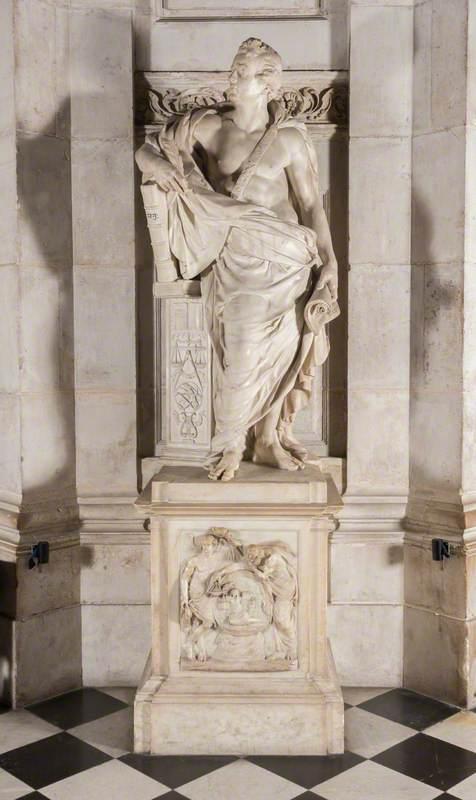 Monument to Sir William Jones (1746–1794)