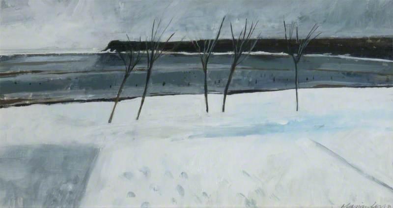Winter, Tentsmuir