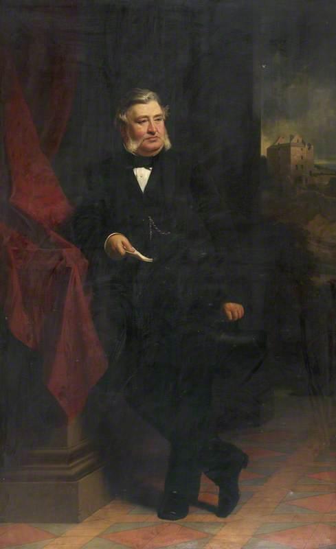 Patrick Don Swan, Provost of Kirkcaldy