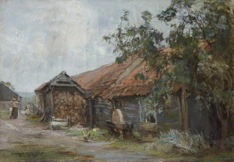 Old Tiled Sheds, Gargunnock