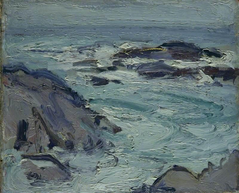 Sea Piece, Barra