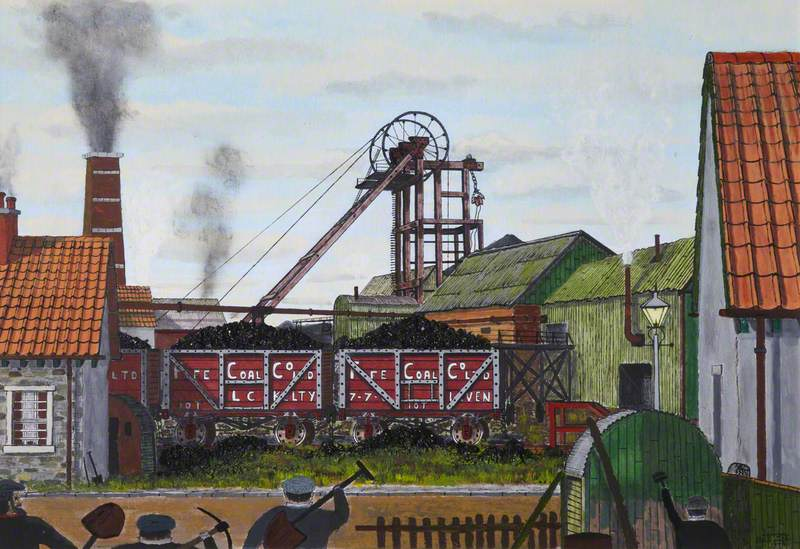 Pirnie Colliery, Methilhill (1860–1920)