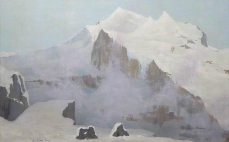 The Amethyst Cloud, Jungfrau
