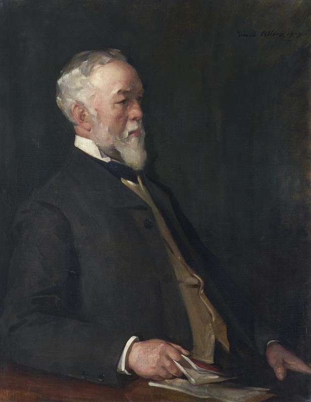 Sir Michael Barker Nairn