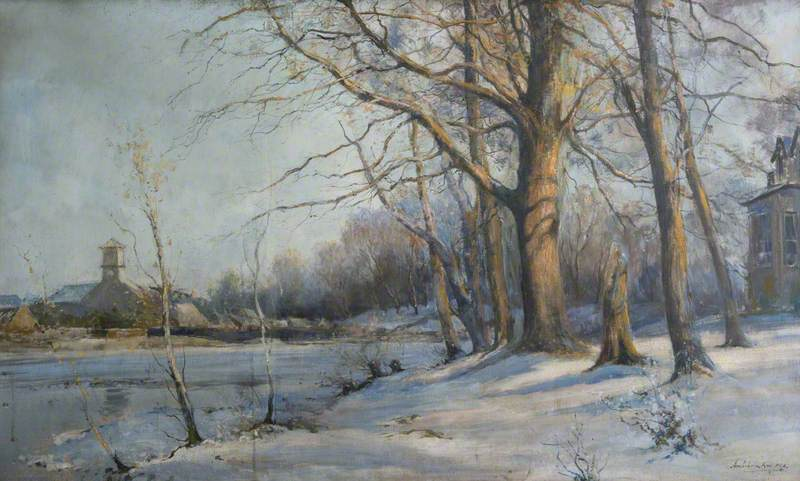Winter Landscape*