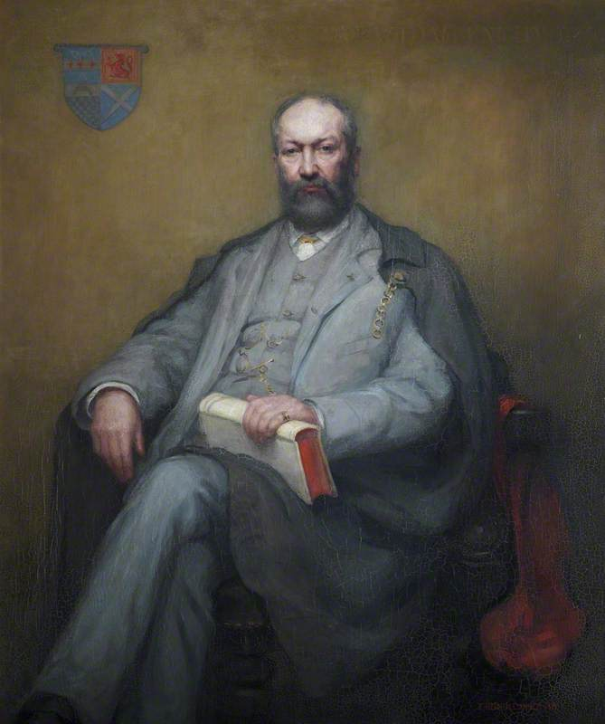 Professor William Angus Knight (1836–1916), LLD