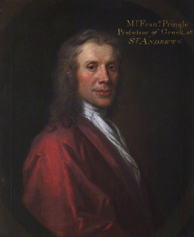 Francis Pringle, Professor of Greek at St Andrews