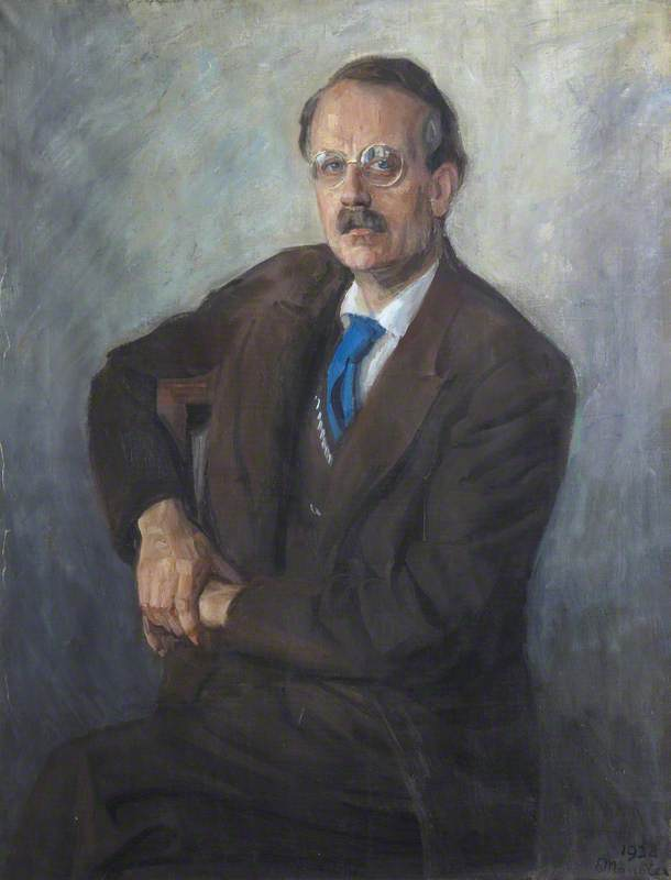 Erwin Finlay Freundlich (1885–1964)