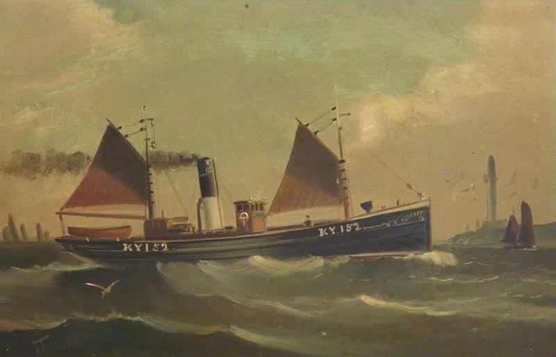 Steam Drifter 'Pursuit' (KY152)