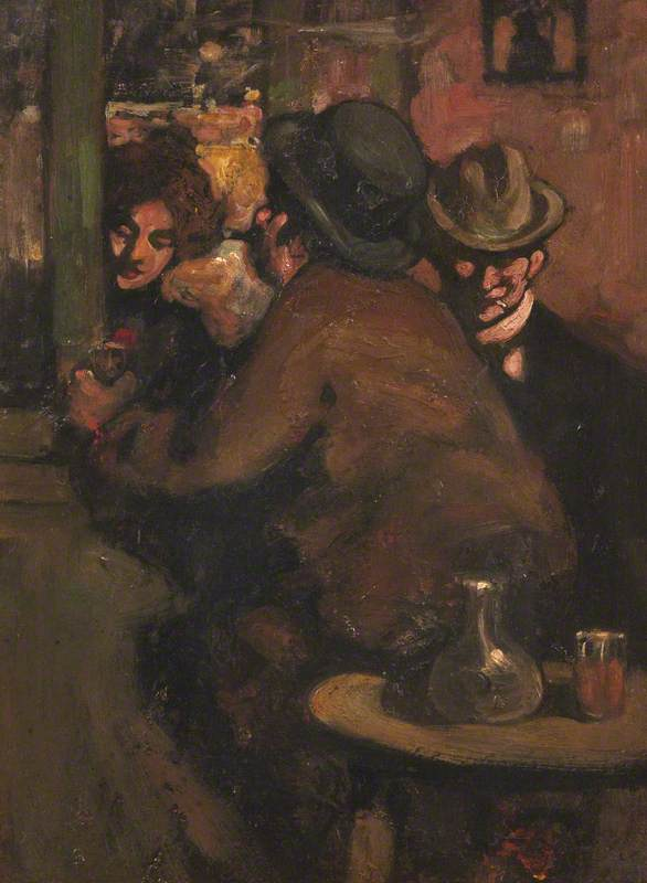 Bar at a Public House