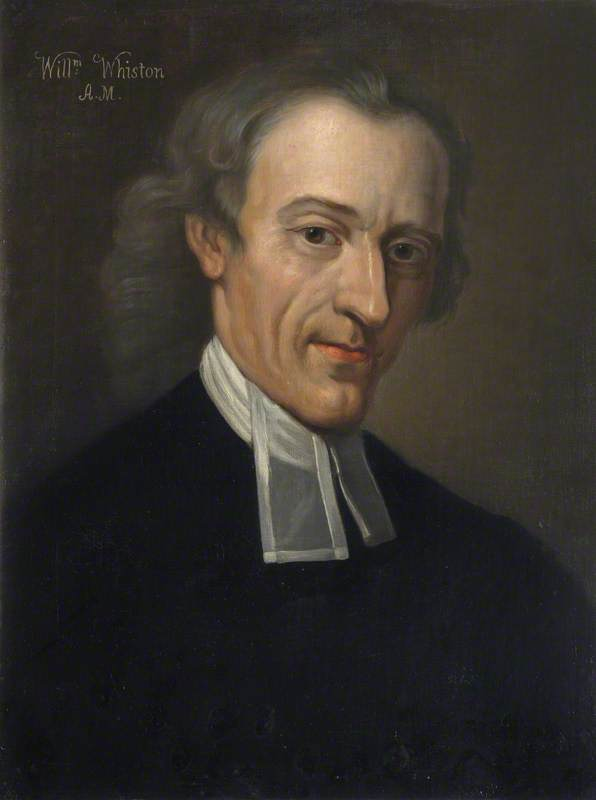 William Whiston (1667–1752)