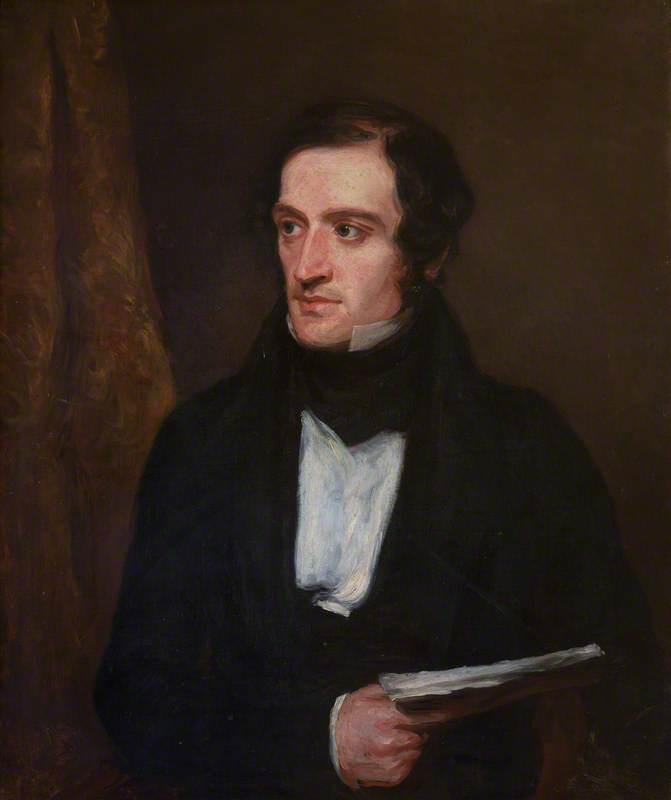 Robert Murphy, BA, Fellow (1800)