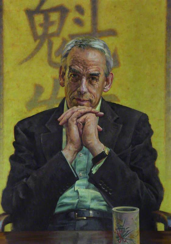 Sir Christopher Hum, Master (2006–2012)