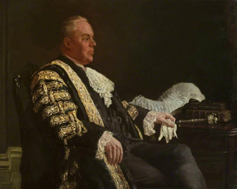 Sir John Gorell Barnes (1848–1913), Hon. Fellow