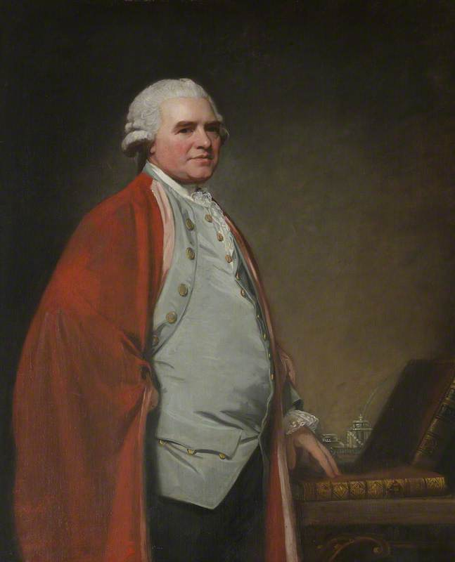 Sir Noah Thomas (1720–1792), Alumnus of St John's College, Fellow of the Royal College of Physicians (1757)
