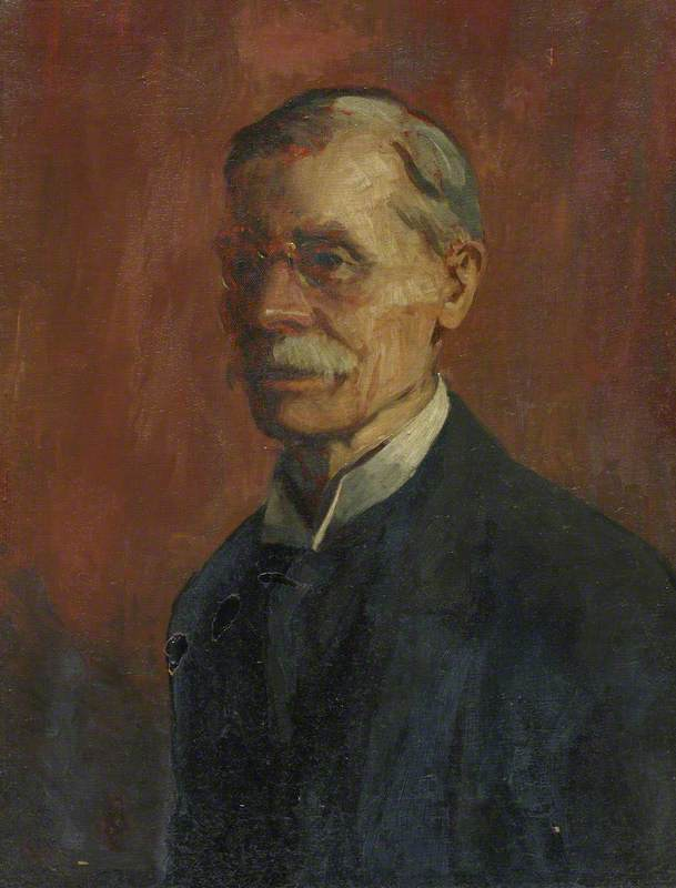 Professor Herbert Somerton Foxwell (1849–1936), Economist and Bibliographer