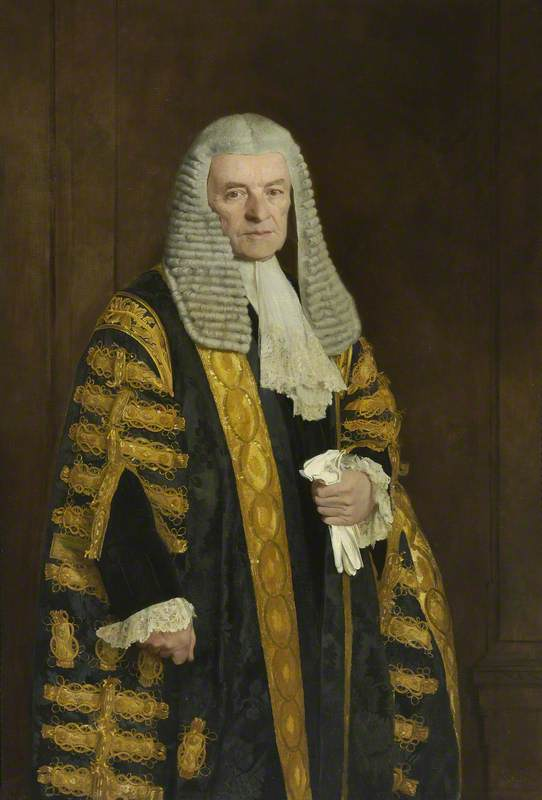 Frederick Herbert Maugham (1866–1958), PC, Lord Chancellor (1938)