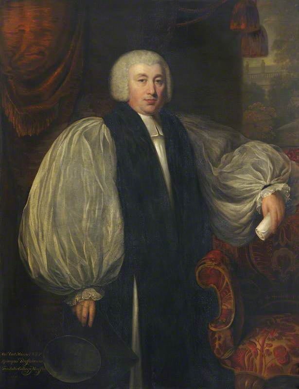 William Lort Mansel (1753–1820), Master (1798–1820), Bishop of Bristol (1808–1820)