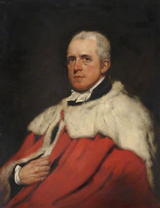 Richard Ramsden (c.1762–c.1818), DD, Fellow and Senior Dean