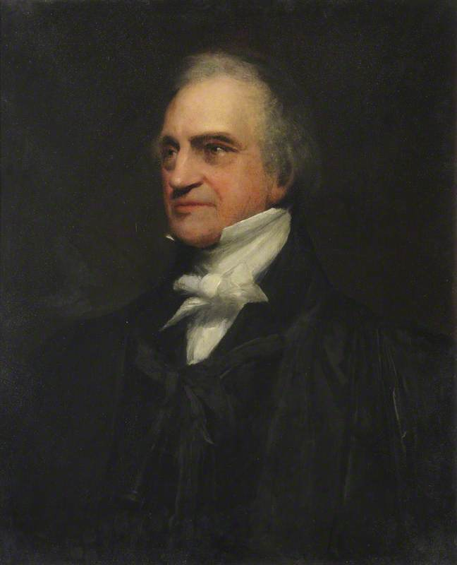 Adam Sedgwick (1785–1873), Fellow, Geologist and Woodwardian Professor (1818–1878)