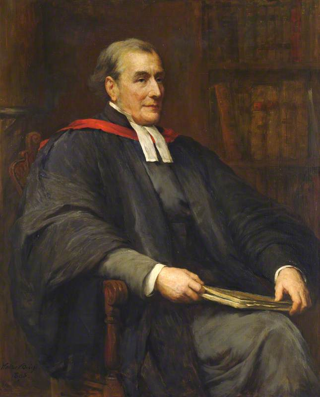Charles John Vaughan (1816–1897), Fellow and Classical Scholar, Headmaster and Dean of Llandaff