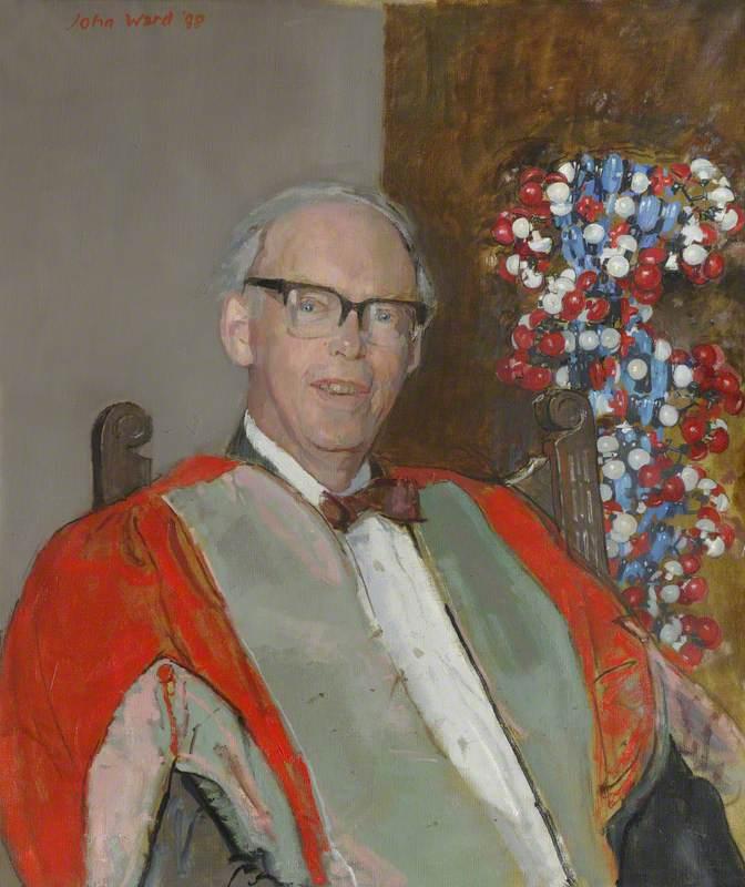 Sir Hans Kornberg (b.1928), Sir William Dunn Professor of Biochemistry, Master (1982–1995), FRS