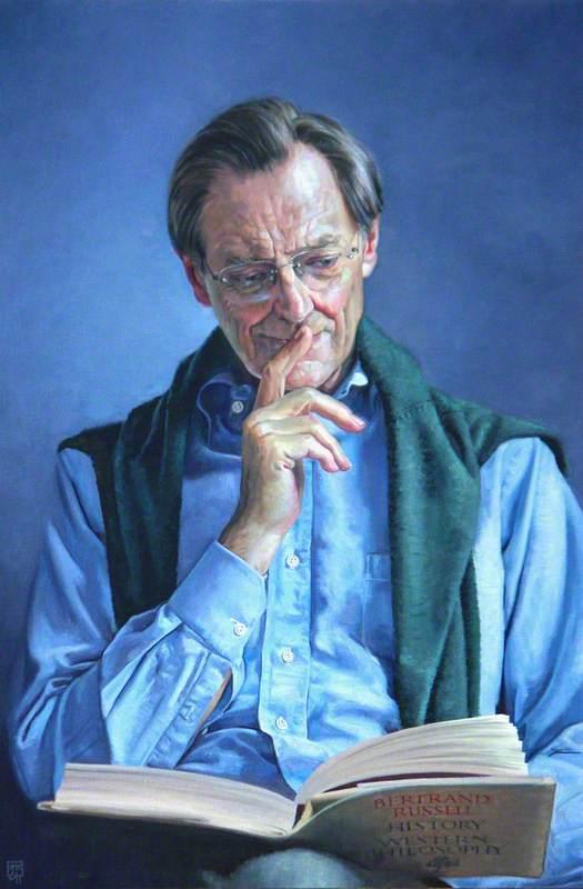 Professor Quentin R. D. Skinner