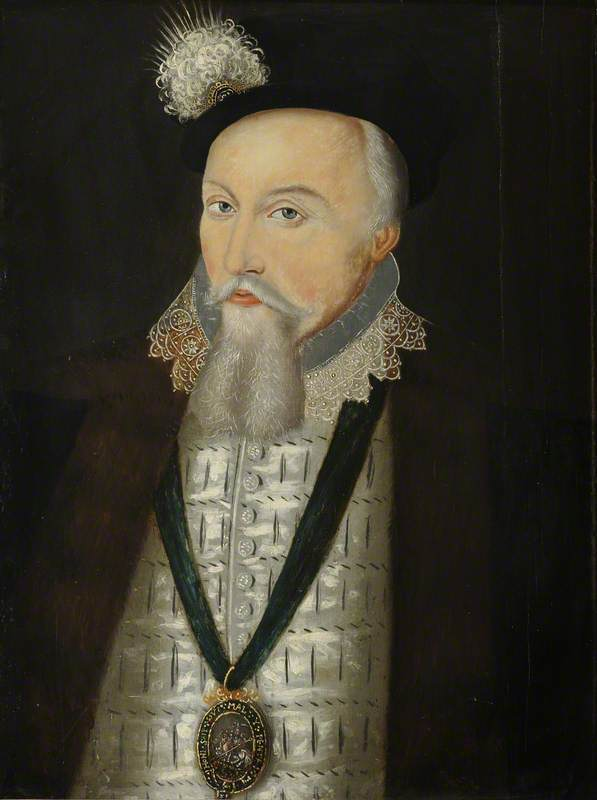 Robert Dudley (1532/1533–1588), 1st Earl of Leicester