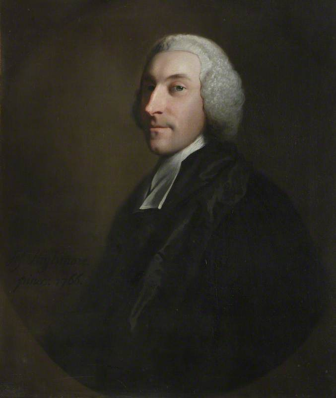 John Duncombe (1729–1786), Poet and Preacher, Fellow (1750–1753)
