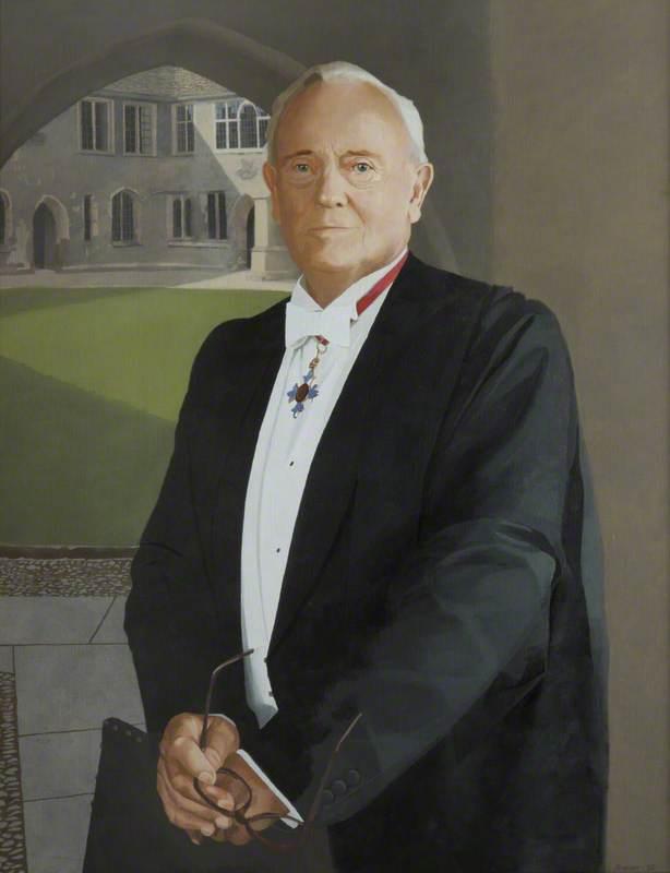 Robert G. Beldam (1914–2003), CBE, Honorary Fellow (1995–2003)
