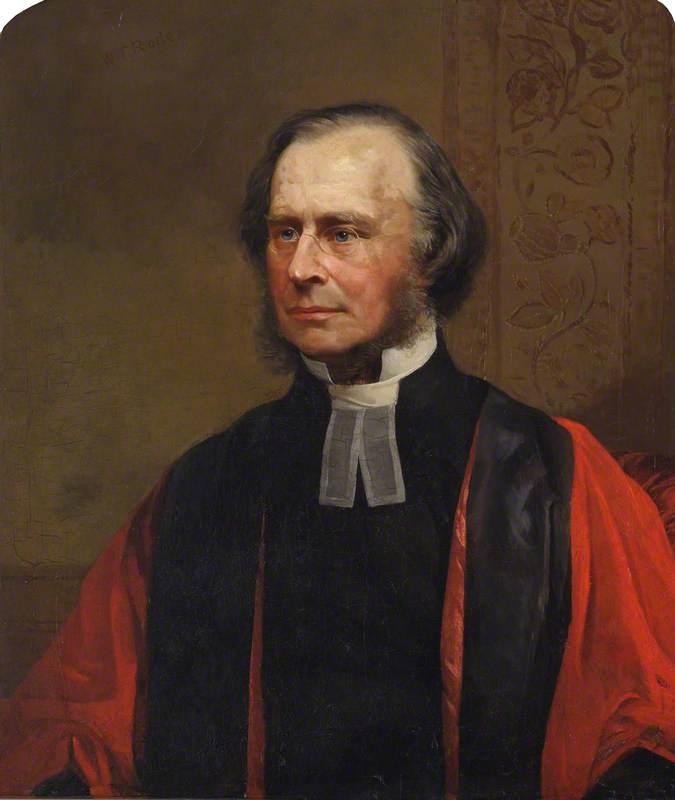 James Pulling (1814–1879), Master (1850–1879)