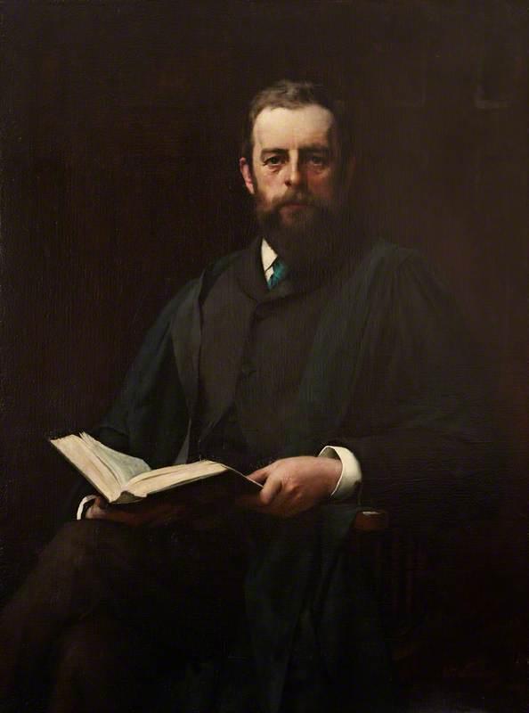 Richard Thomas Wright, Secretary to the Syndicate (1892–1911)