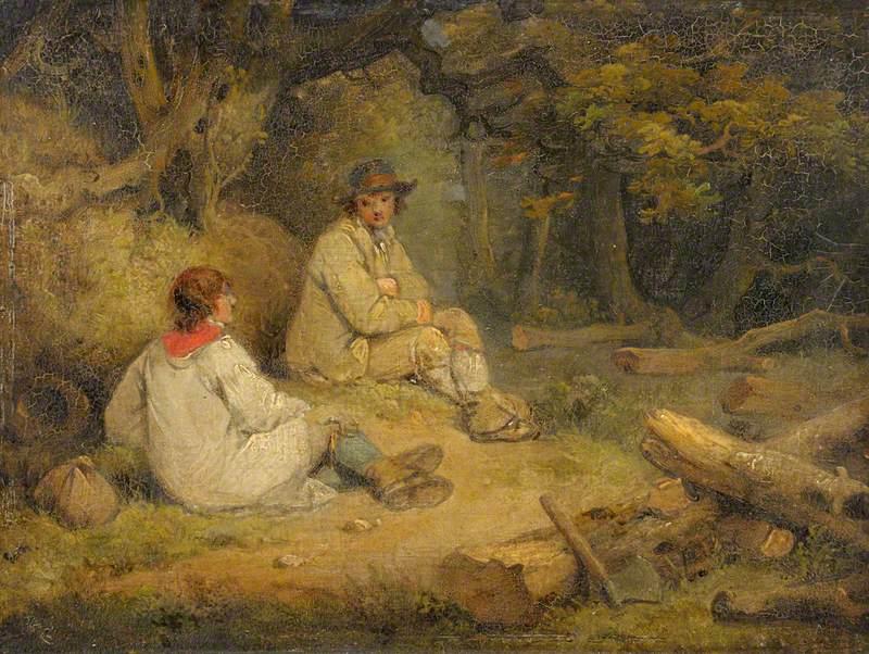 The Woodman's Rest