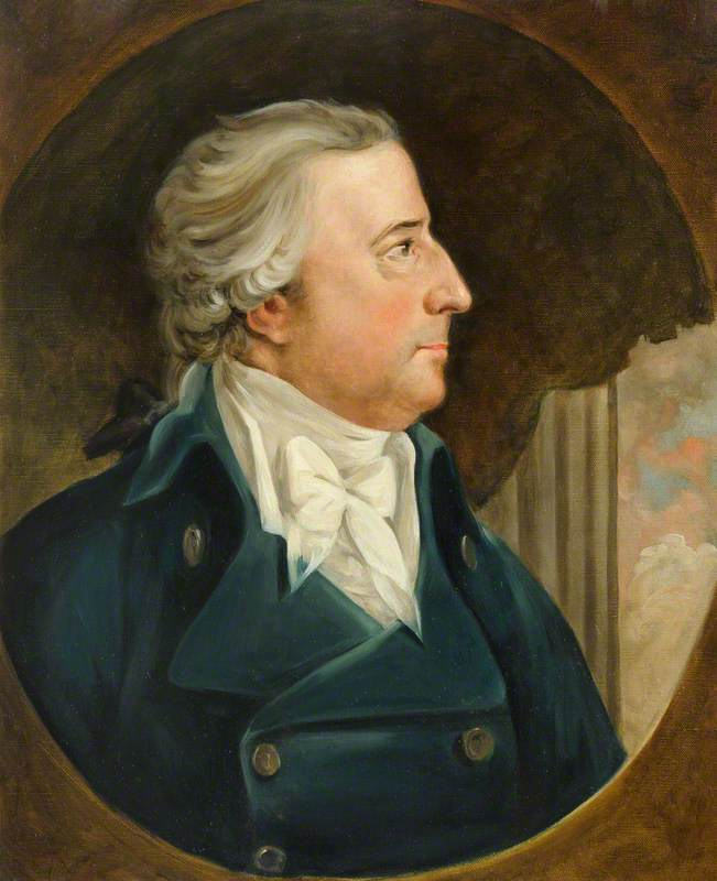 Francis Annesley (1734–1812), Master of Downing College (1800–1812)