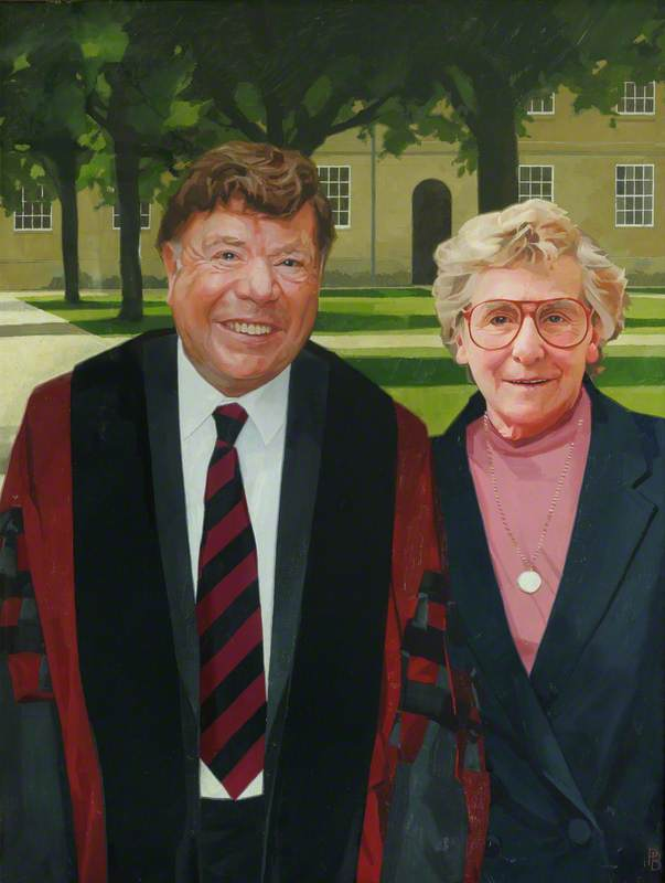 Alan and Grace Howard
